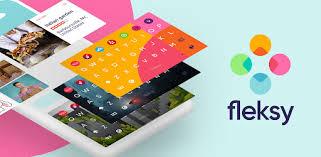 Fleksy: быстро <b>клавиатура</b> + <b>наклейки</b>, GIF и эмодзи