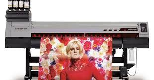 <b>Mimaki</b> introduces the <b>UJV100</b>-<b>160</b> for reliable, efficient production