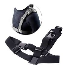 Gopro Adjustable <b>Shoulder Strap Mount</b> Body Belt Harness ...