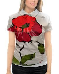 """Рубашка Поло с полной запечаткой """"<b>Мак</b>..."""" #1973577 от Золар ..."""