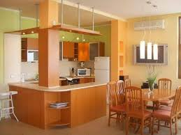 wall color ideas oak: image of attractive kitchen wall colors with oak cabinets