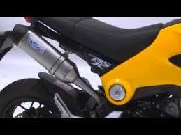 LeoVince LV ONE <b>for Honda MSX 125</b> 2013 - YouTube