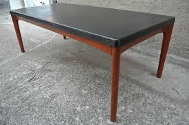 teak dining table henning