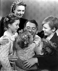 Image result for mr bailey dinner its a wonderful life