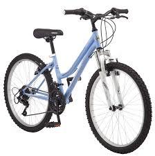 "Roadmaster 24"" Granite Peak Girls <b>Mountain Bike</b>, <b>Light</b> Blue ..."