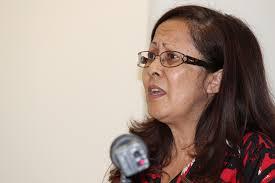 Timor-Leste's Finance Minister Her Excellency Ms Emilia Pires. - Emilia%2520Pires