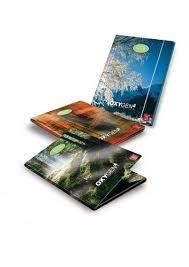 """<b>Папка с тремя карманами</b> """"Nature Oxygen"""" А4, в ассортименте ..."""