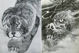 「長沢芦雪代表作」の画像検索結果