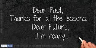 Past And Future Love Quotes. QuotesGram via Relatably.com