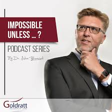 """""""Impossible, unless...? """" with Dr. Alan Barnard"""