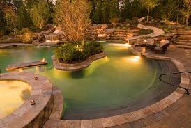 outdoor lighting perspectives pool lights beautiful lighting pool