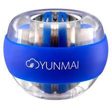 Купить <b>Тренажер кистевой Xiaomi</b> Yunmai Powerball, синий по ...