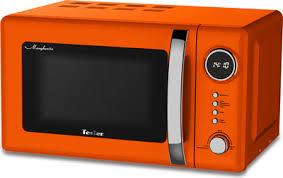 <b>Микроволновая печь Tesler ME-2055</b> оранжевый — купить в ...