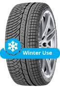 <b>Michelin Pilot Alpin</b> PA4 (Winter Tyre) Tyres at Blackcircles.com