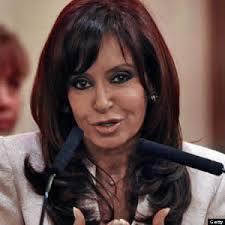 <b>Cristina Fernandez</b>, la présidente sortante argentine réelue - cristina-fernandez