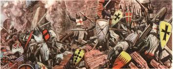 Risultati immagini per crociate medievali