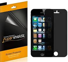 (2 Pack) Supershieldz (Privacy) <b>Anti Spy Screen Protector</b> Shield