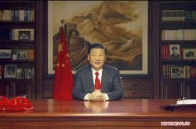 <b>Chinese</b> President Xi Jinping delivers <b>2018 New</b> Year speech ...
