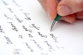 Image result for written letter