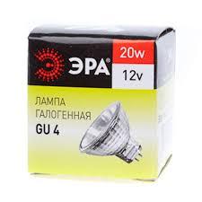 <b>ЭРА GU4</b>-<b>MR11</b>-<b>20W</b>-<b>12V</b>-<b>30Cl</b> — купить в интернет-магазине ...