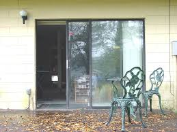 patio sliding glass doors  the old sliding glass door