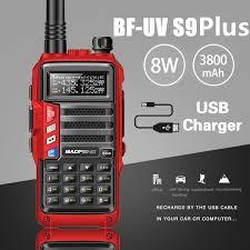 2019 <b>BaoFeng UV</b>-S9 Plus Powerful Walkie Talkie CB Radio ...