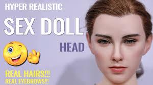 Hyper <b>realistic</b> new <b>WMDoll silicone</b> sex doll head - Sex Dolls Reviews