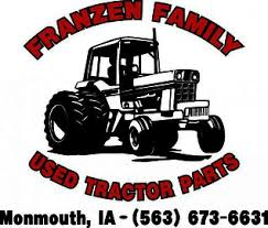 Image result for franzen family tractor parts