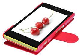 <b>Чехол</b>-<b>книжка Nillkin Fresh</b> Series Leather Case для Sony Xperia M ...