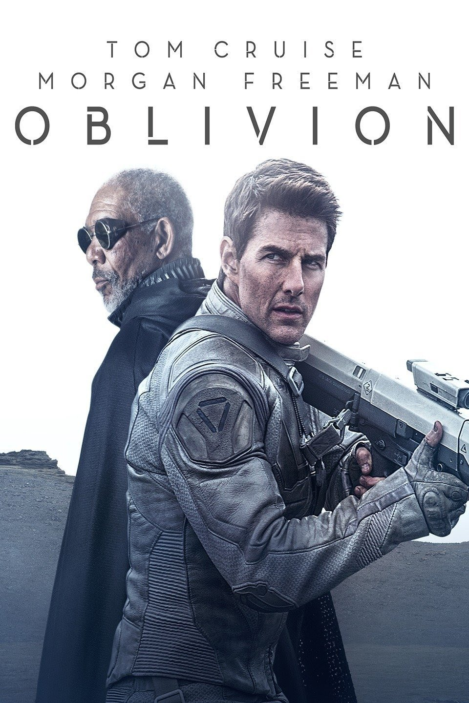 Download Oblivion (2013) Dual Audio {Hindi-English} 480p | 720p