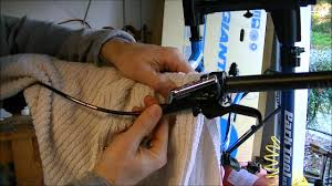 How to Cut, Shorten and Re-install Shimano Hydraulic Brakes ...