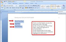apa format for essay paper YouTube Purdue Owl  Apa Exposed Screen