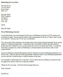 good cover letter for job example within cover letter examples for how to write a good covering letter