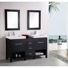 design element new york 60 inch double sink contemporary bathroom vanity photos bathroom vanity