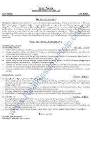 cv example za professional resume cover letter sample cv example za cv po angielsku gotowe wzory w doc do pobrania za darmo 1098 gif