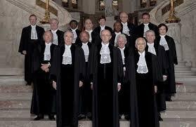 Resultado de imagen de imagenes de jueces