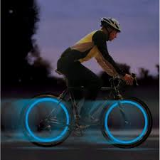 <b>Bike Light</b> Bicycle Cycling Spoke Wire Tire Tyre Silicone LED Wheel ...