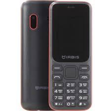 <b>Сотовый телефон</b> IRBIS SF31 <b>Black</b> / Red — купить, цена и ...