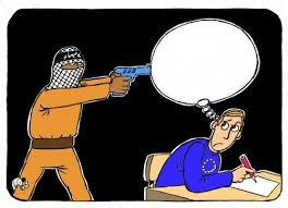freedom of speech cartoon ile ilgili görsel sonucu