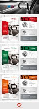 technical data product flyer templates design data sheets and technical data product flyer templates design graphicriver net