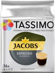 Купить <b>кофе Tassimo</b> Espresso в интернет-магазине ...