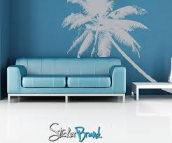 palm tree wall stickers:  images about palm trees on pinterest palm tree clip art black silhouette and stencils