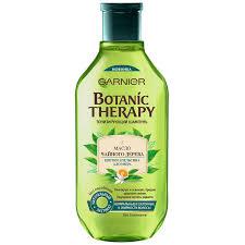 Шампунь Botanic Therapy «<b>Масло чайного дерева</b>, цветки ...