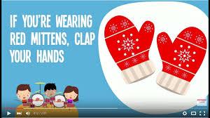 <b>Winter Mittens</b> Song | Song Lyrics Video for Kids | Winter Songs ...