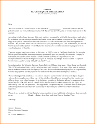 appeal letter sample quote templates appeal letter sample sample appeal letter request refund 389721 png