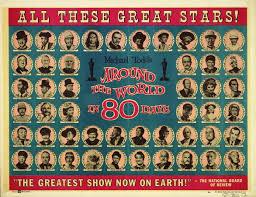 around the world in days so few critics so many poets 1956 around world 80 days 10 stars