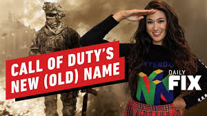 Next Call of Duty Name May Have Leaked - IGN Daily Fix - YouTube