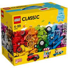 Купить <b>конструктор LEGO Classic Модели</b> на колёсах 10715 в ...