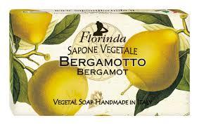 Купить <b>натуральное мыло Fiori</b> D'<b>Autunno</b> Bergamotto Florinda в ...