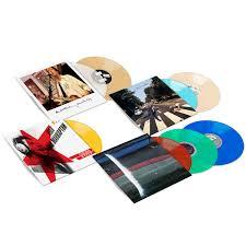 Live Albums - <b>Colour</b> Vinyl Bundle – <b>Paul McCartney</b> Official Store